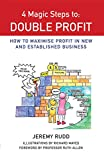 4 Magic Steps to Double Profit: Key action points for running the most profitable business (English Edition)