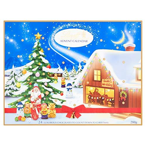 Lindt Milk Chocolate Advent Calendar, 280 g