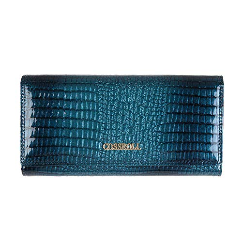 MNBVCX Wallet Langen Reißverschluss Clutch Bag Multifunktions Herrenhandtasche