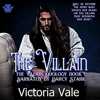 The Villain: A Dark Regency Erotic Romance audiobook cover art