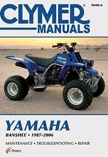 yamaha banshee repair