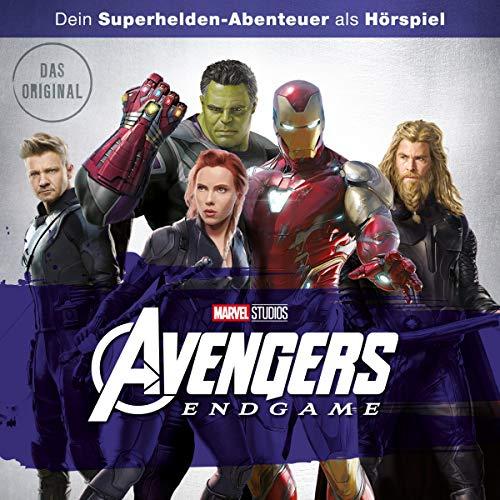 MARVEL Avengers - Avengers Endgame. Das Original-Hörspiel zum Film Titelbild