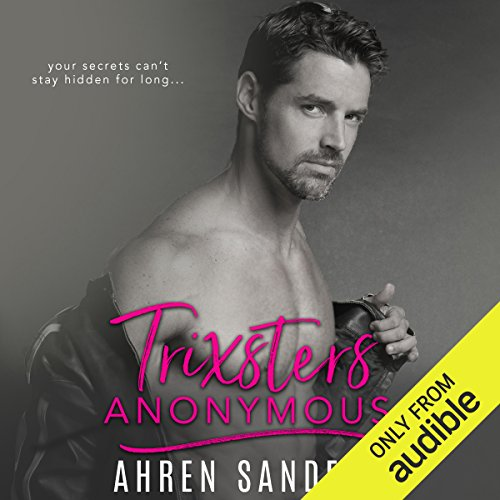 Trixsters Anonymous audiobook cover art