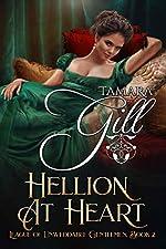 Hellion at Heart (League of Unweddable Gentlemen Book 2)