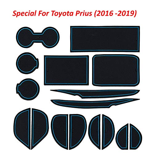 toyota prius center console cover - 9
