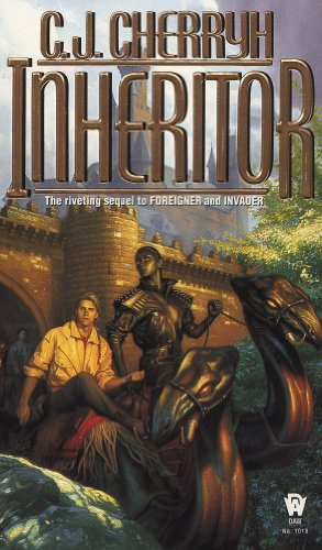 Inheritor (Foreigner series Book 3)