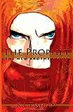 book cover art for The Prophet by K.J. Dahlen
