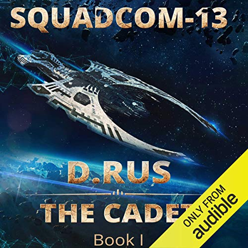 The Cadet audiobook cover art