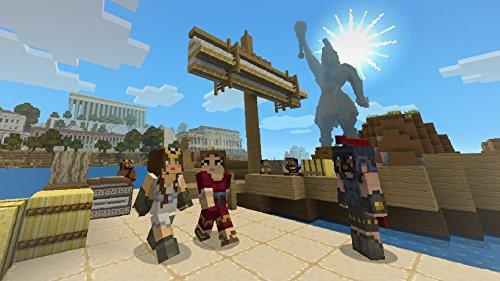 Minecraft - DLC, Greek Mythology Mash-up Pack - Wii U [Digital Code]