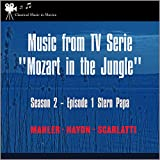 Mozart: Concerto for Piano and Orchestra No. 21 In C Major, K. 467, II: Andante (From Tv Serie: 'Mozart in the Jungel' S2, E1 Stern Papa)