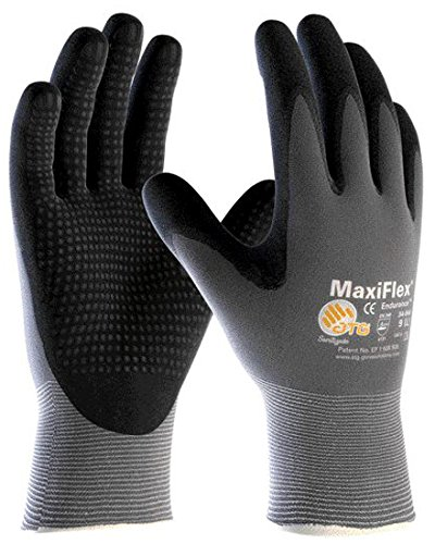 guanti maxiflex Staffl Johann protezione guanti Maxiflex Endurance 844EN388Cat II Dimensioni 10