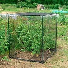 BestNest Gardman Small Fruit Cages, Black, 47