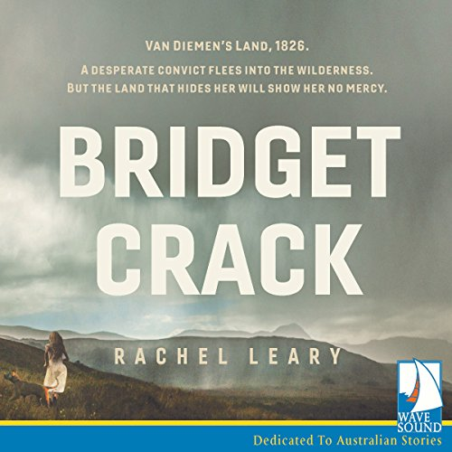 Bridget Crack audiobook cover art
