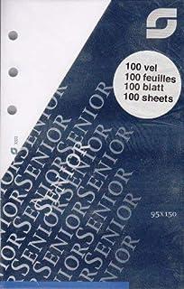 Succes A5 Klarsichthüllen 2 Stk Sichthüllen transparent Organizer Einlage XE183
