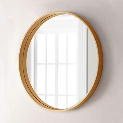 Amazon.com: Moderno espejo de baño montado en la pared ...