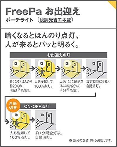 Panasonic(パナソニック)『FreePaポーチライト(LGWC80250LE1)』