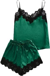 Lencería de Mujer Ropa tentación Vestido Comfortable Polyester Conjunto de Ropa Interior para Dormir Ropa Erótica Pijama de Encaje para Damas