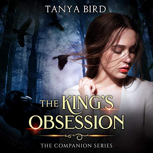 The King's Obsession audiobook cover art