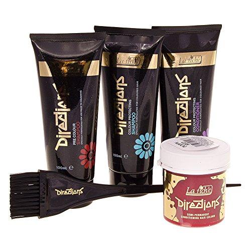 La Riche Directions Colour Hair Dye Kit (Poppy Red)