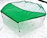 Enclos incl. Enclos pour rongeurs Enclos Filet de protection