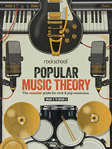 Popular Music Theory Guidebook Grades 6-8: Grades 6-8