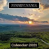 Pennsylvania Calendar 2021