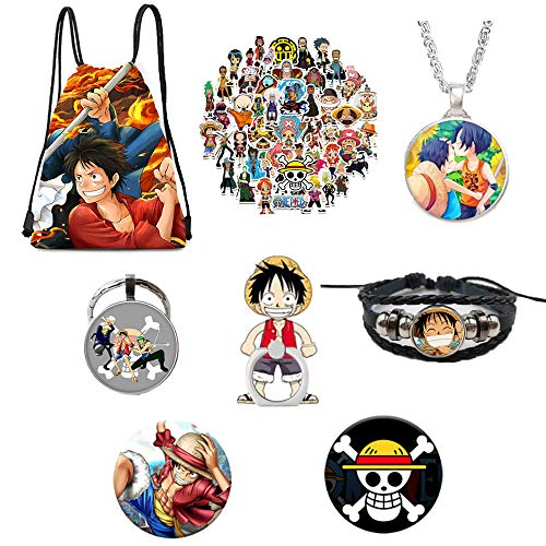 ONE PIECE Anime merchandise,Gift Set for One Piece Fans
