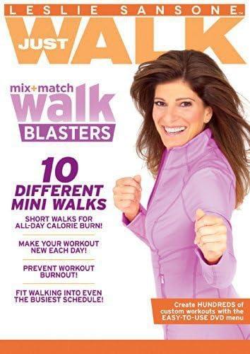 Leslie Sansone Mix Match Walk Blasters product image