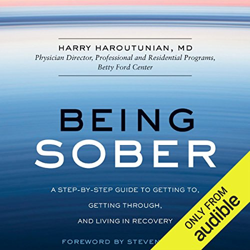 Being Sober audiobook cover art