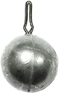 Bullet Weight DS14 1/4-Ounce Lead Drop Shot,  Silver Finish
