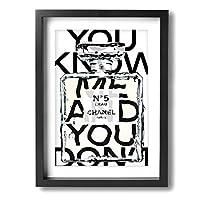 O5 香水アート ポスター アートパネル モダン アートポスター 壁掛け絵画 壁掛け 絵画 壁キャンバス 部屋飾り 現代 木枠セット 30*40cm