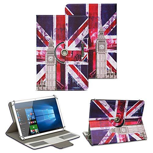 NAUC Schutz Hülle für 10-10.1 Zoll Tablet Tasche Schutzhülle Case Cover Bag, Motiv:Motiv 7, Tablet Modell für:Medion Lifetab X10300