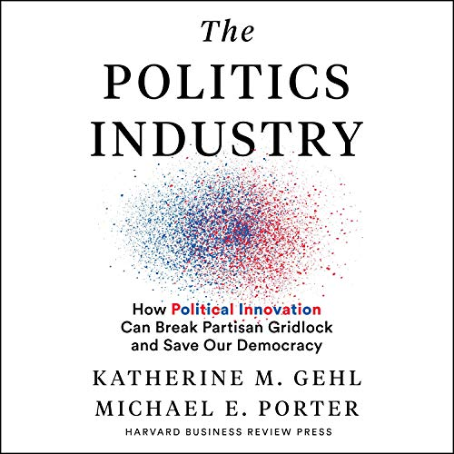 The Politics Industry cover art