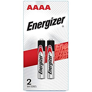 Energizer Max AAAA Size Batteries
