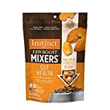 Instinct Freeze Dried Raw Boost Mixers Grain Free Gut Health Grain Free All Natural Dog Food Topper by Nature's Variety, 12.5 oz. Bag