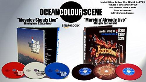 Ocean Colour Scene Live CD/DVD Bundle by Ocean Colour Scene (2015-01-01)
