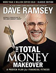 Dave Ramsey Baby Steps Book on Amazon the Total Money Makeover