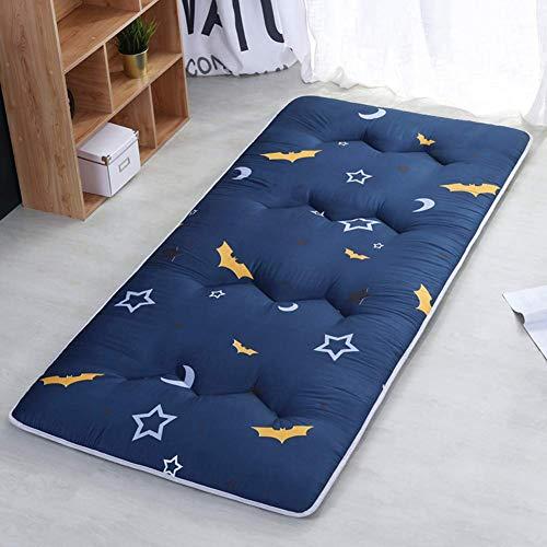 GWZSX Thicken Tatami Folding Mat Tatami Mattress Japanese Futon Mattress Pad Single Sleeping Pad Lazy Bed For Dorm Room Bedroom-70x170cm(28x67inch) H