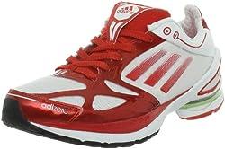 Adidas adizero F 50 2 W V23422 Running Shoes Women Mesh White Red