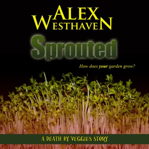 Sprouted audiobook cover art