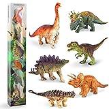 Dinosaurier Figuren Spielzeug- Realistische Dinosaurier Set Mini Dinosaurier Pädagogisches...