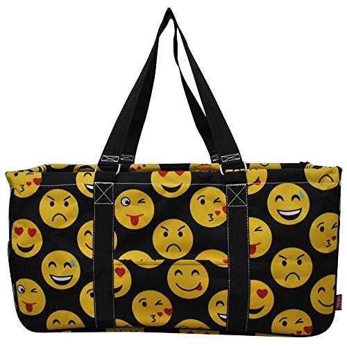 Emoji Extra Large Tote Bag