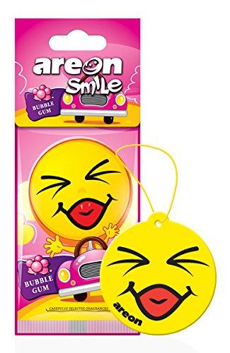 Areon diseño Smile colgar ambientador coche Bubble