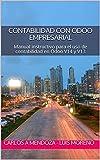 Contabilidad con Odoo Empresarial: Manual instructivo para el uso de contabilidad en Odoo V14 y V13