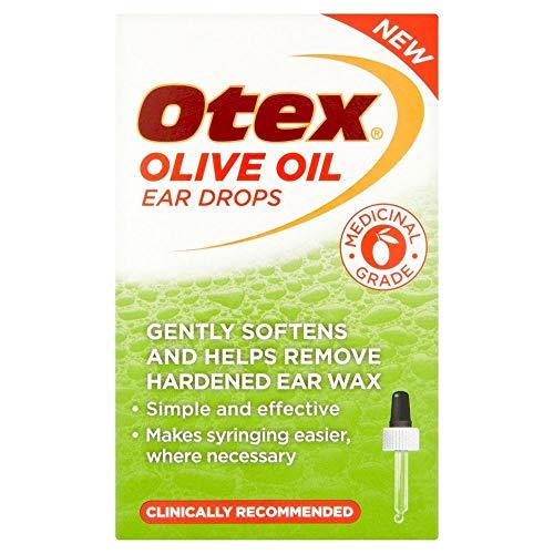 OTEX OLIVE OIL EAR DROPS - 10 ML