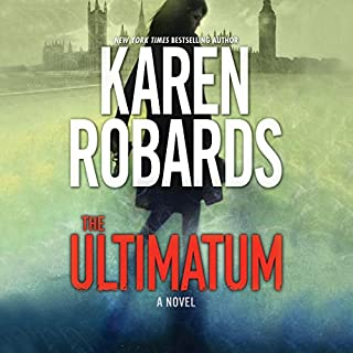 The Ultimatum audiobook cover art