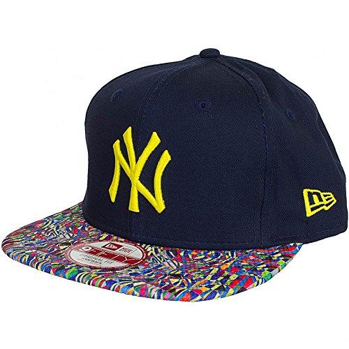 New Era Herren Kappe Biggie Visor NY Cap