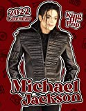 Michael Jackson Calendar 2022: Michael Jackson 2022 Planner with Monthly Tabs and Notes Section, Michael Jackson Monthly Square Calendar with 18 Exclusive Photos
