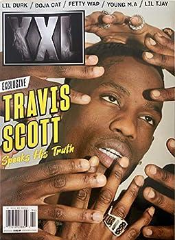 XXL MAGAZINE - WINTER 2019 - TRAVIS SCOTT  SPEAKS HIS TRUTH
