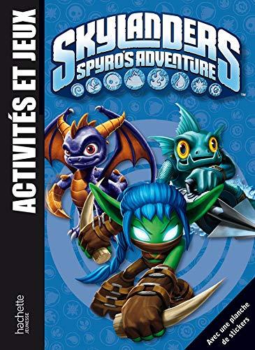 Skylanders Spyro's Adventure: Activités et jeux